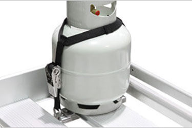 Prorack Gas Bottle Restraint