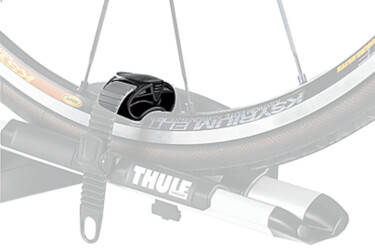 Thule Wheel Adapter For Road Bikes
