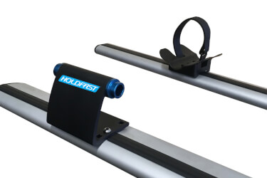 Holdfast Upright Bike Holder Thru Axle